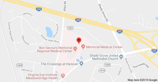 Hanover Location   Colonoscopy and Digestive Tract ... on map of cities by virginia, thomas charles city county virginia, street map virginia, map of mountains in virginia,
